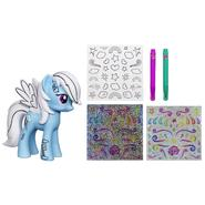 HASBRO My Little Pony Design-A-Pony Rainbow Dash Figure at Sears.com