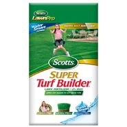 Scotts 5M Super TurfBuilder Winterguard Fall Lawn Fertilizer at Kmart.com