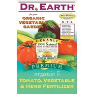 Dr. Earth 12lb Organic 5 Tomato Vegetable Herb Fertilizer at Sears.com