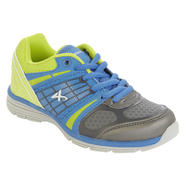 Athletech Boy's Sneaker L-Hawk2 - Blue/Lime/Grey at Kmart.com
