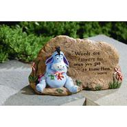 Disney EYORE GARDEN ROCK, WEEDS at Kmart.com