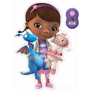 Uncle Milton Wall Friends Doc McStuffins (#2285) at Kmart.com