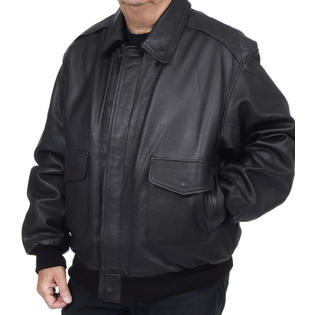 Excelled Men's A-2 Bomber Jacket - Online Exclusive