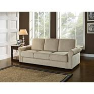 Serta Dream Tivoli Convertible Sofa Light Brown at Sears.com