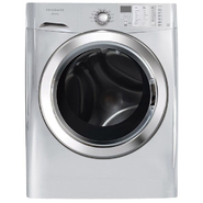 Frigidaire 3.9 cu. ft. Front-Load Washer  w/Ready Clean™ & Ready Steam™ - Classic Silver at Sears.com