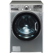 LG 4.0 cu. ft. Ultra-Large-Capacity Steam Front-Load Washer - Graphite Steel at Sears.com