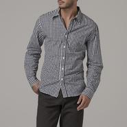Adam Levine Men's Gingham Shirt at Sears.com
