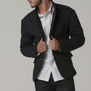 Adam Levine Men's Knit Blazer - Fleece Lining at Sears.com