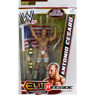 WWE Antonio Cesaro - WWE Elite 23 Toy Wrestling Action Figure at Kmart.com