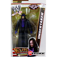 WWE Undertaker - WWE Elite 23 Toy Wrestling Action Figure at Sears.com
