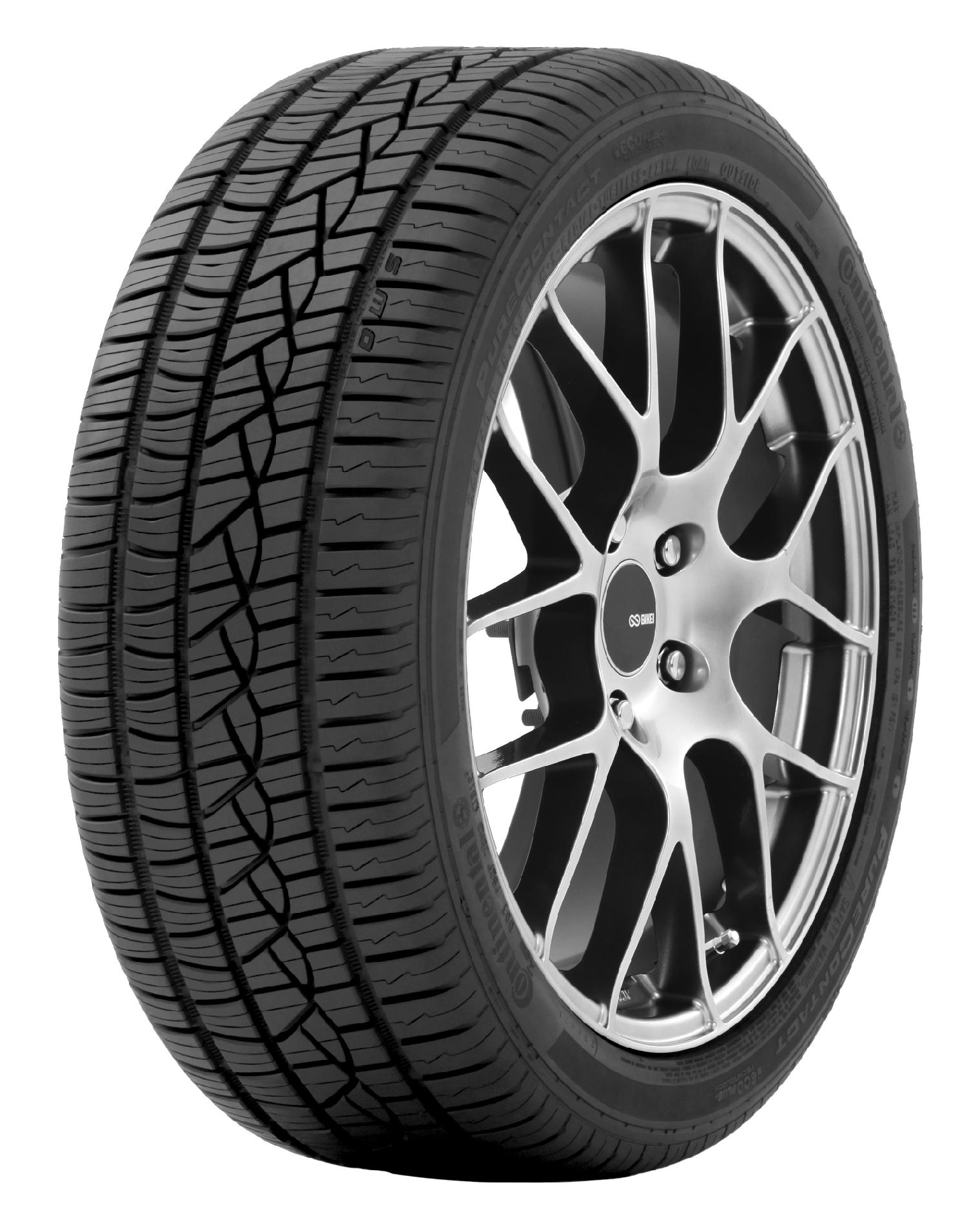 Continental Pure Contact - 245/45R18 97V BW - All Season Tire