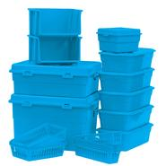Blue 20-Piece Storage Set TO0210 at Kmart.com
