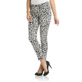 Kardashian Kollection Women's Kourtney Jeggings - Leopard Print at Sears.com
