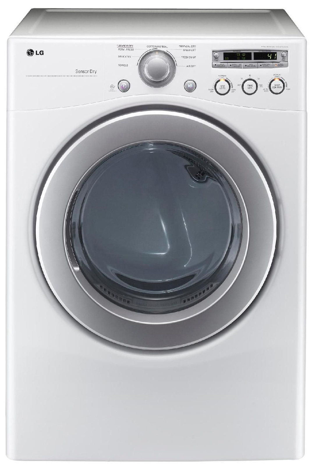 LG  7.1 cu. ft. Extra Large Capacity Electric Dryer with Sensor Dry -