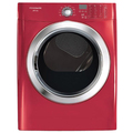 Frigidaire Affinity 7.0 cu. ft. Ready Steam™ Electric Dryer w/ 6 Specialty Cycles - Classic ...