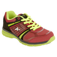 Athletech Boy's Sneaker L-Hawk2 - Red/Lime at Kmart.com