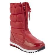 Athletech Women's Winter Boot Icicle - Red at Kmart.com