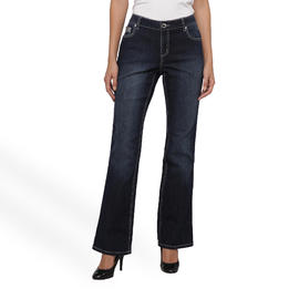 Women's Bootcut Jeans - Embellished at Sears.com