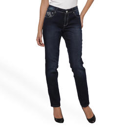 Women's Skinny Jeans - Embellished at Sears.com