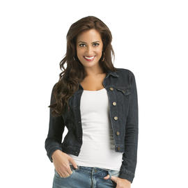 Kardashian Kollection Women's Krista Denim Jacket at Sears.com