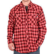 Farmall IH Western flannel shirt at Sears.com