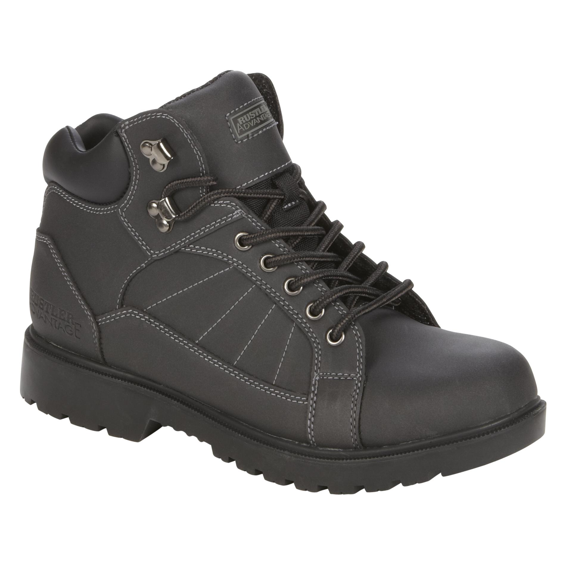 Rustler Men's Work Boot Kmax - Black