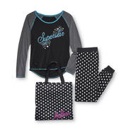 Joe Boxer Junior's Pajama Top, Pants & Tote - Superstar at Kmart.com