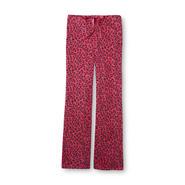 Joe Boxer Women's Microfleece Pajama Pants - Leopard Print at Kmart.com