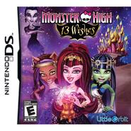 Majesco Monster High: 13 Wishes NINTENDO DS at Kmart.com