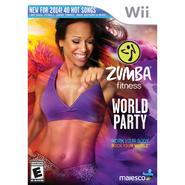 Majesco Zumba Fitness World Party WII at Sears.com