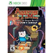 D3P Adventure Time: Explore the Dungeon XBOX 360 at Sears.com