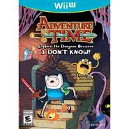 D3P Adventure Time: Explore the Dungeon WII-U at Sears.com