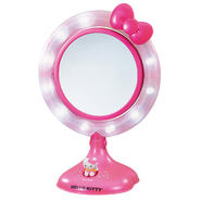 Hello Kitty Lighted Make-Up Mirror at Kmart.com