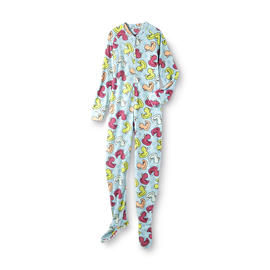 Joe Boxer Women's Footie Pajamas - Ducks at Kmart.com
