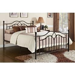 Dorel Home Furnishings Tokyo Metal Bed, Multiple Sizes at Kmart.com