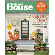 This Old House Magazine at Sears.com