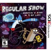 D3P Regular Show: Mordecai and Rigby in 8bit Land 3DS at Sears.com