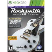 Ubisoft Rocksmith 2014 XBOX 360 at Sears.com