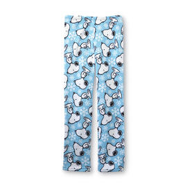 Peanuts Women's Plush Lounge Pants - Snoopy at Kmart.com
