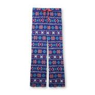 Joe Boxer Women's Knit Pajama Pants - Fair Isle at Kmart.com