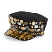 Nicki Minaj Women's Captain Hat - Buttons at Kmart.com