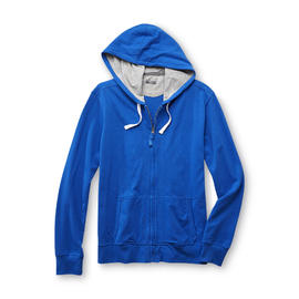 Basic Editions Men's Lightweight Hoodie Jacket at Kmart.com