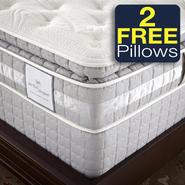 Serta Windshire Twin Extra Long Super Pillow Top Firm Set at Sears.com