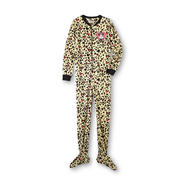 Disney Minnie Mouse Women's Footed Fleece Pajamas at Sears.com