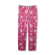Joe Boxer Women's Flannel Sleep Pants - Snowflake at Kmart.com