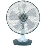 "Optimus 12"" Oscillating Table Fan With Soft Touch Switch and LED at Kmart.com"