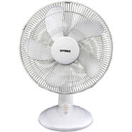 "Optimus 16"" Oscillating Table Fan 5 Blades at Kmart.com"