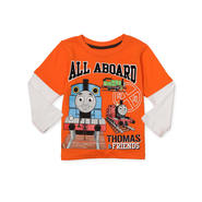 Thomas & Friends Toddler Boy's Long-Sleeve T-Shirt - Thomas The Tank Engine at Sears.com