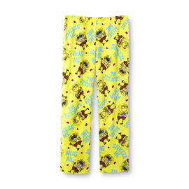 Nickelodeon SpongeBob SquarePants Women's Plush Pajama Pants at Kmart.com