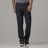 Adam Levine Men's The Patriot Straight Leg Jeans - Dark Indigo at Kmart.com